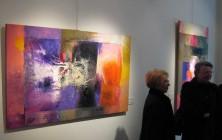 Expo galerie Visio D'ell arte Paris 2010