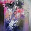 Fleurs de cendre n°1 (92×65)