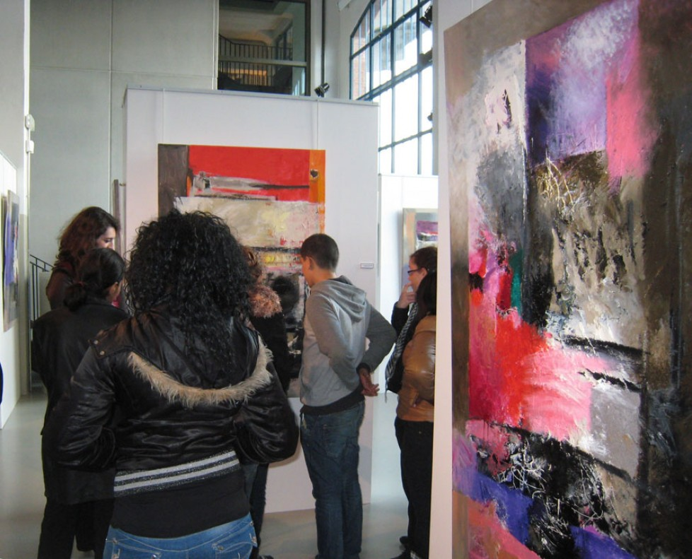 Expo Ponthierry 2011 (visite scolaire)