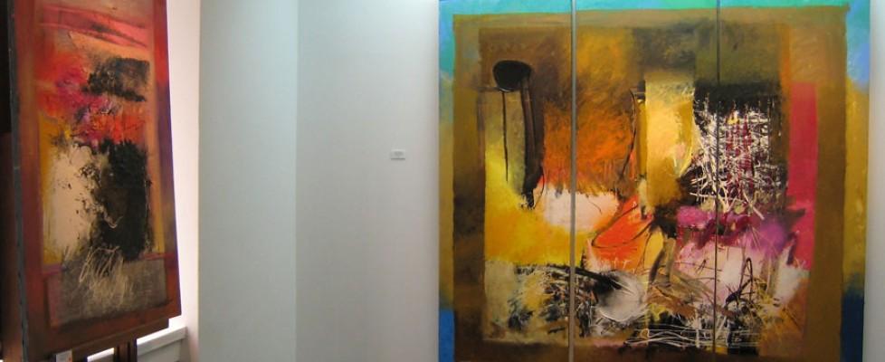 Expo galerie Menouar 2008 (2)