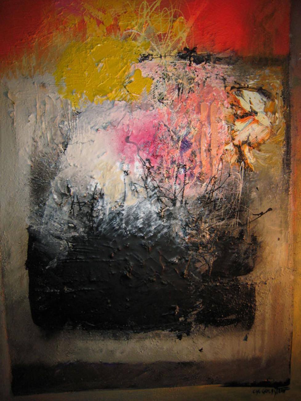 Des voix dans la nuit (116×81)