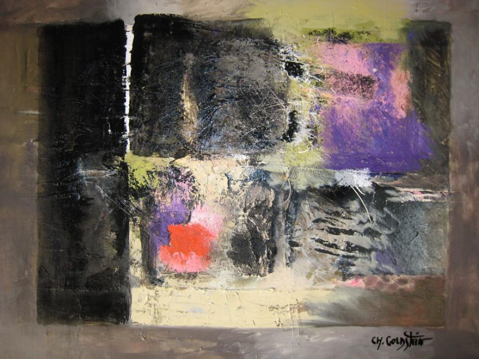 La lumiere vient de la nuit n°2 (81×100)