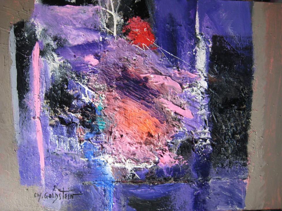 Lumiere de tourbe n°3 (50×73)