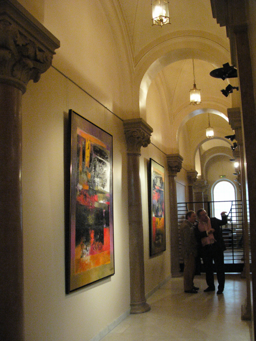 Grande loge Paris 2006